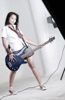 Bassist by marcoTJ