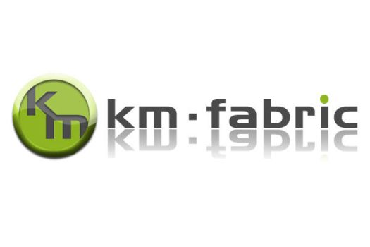 KM Fabric Corporate Logo by gkcnorhan