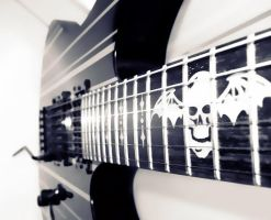 Guitar. by MsAvenged7x