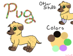 Pug by OreoPaws
