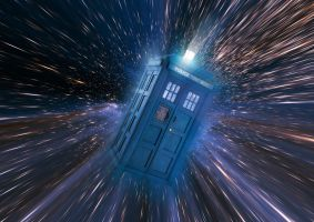 TARDIS by Pure2153Light