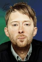 Thom Yorke 2 by Jules89