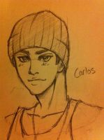 I miss Carlos :c by JAWjakerssure