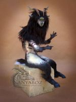 Terremonde the Innish Room Guardian by AnyaBoz