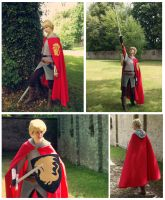 young Arthur Pendragon by Ta-moe