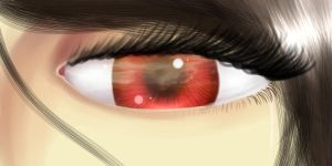 AlAndalus Eye (Reflection) by ArantxaCosplayer