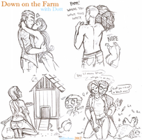 TDRI - Farm Life by sallychan