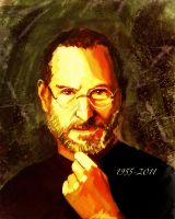 iSteve Jobs by ZhouRules