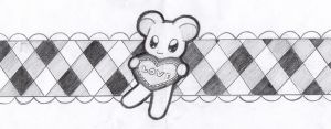 Teddy LOVE by Kat-Chan1994