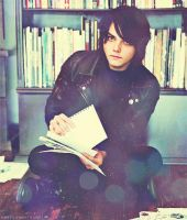 Gerard Way by wayyydown