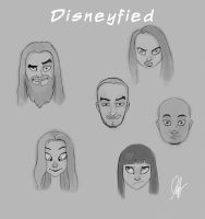 Disneyfied by ienkub