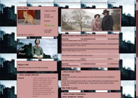 Jane Eyre for MySpace by musicalcat