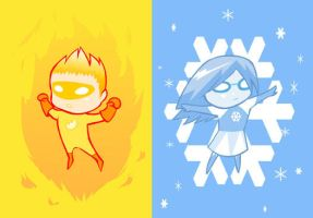 hot vs cold by sagedono