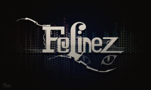 Felinez Logo by demeters