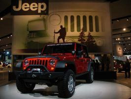 Jeep Wrangler by LiquidParaffin
