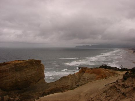 Cape Kiwanda, the other side by GoufMaster
