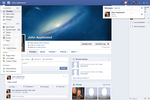 Redesigning Facebook: Timeline by theIntensePlayer