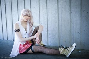 Serah Cosplay by Cosmic-Empress