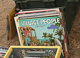 Village People-HDR by howareu