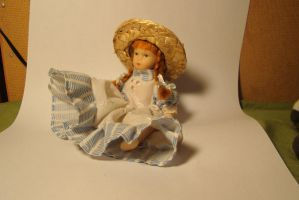 Porcelain doll 4 by Panopticon-Stock