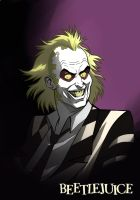 Beetlejuice by CHUBETO