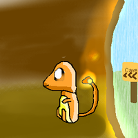 Charmander by sunline