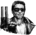 The Terminator 1 by thorr