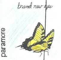 Brand New Eyes Cover by booklover1997