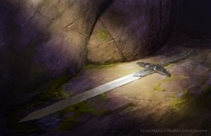 Iron Sword by MoulinBleu