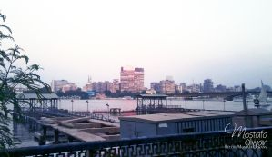 Cairo, Egypt by Olwant