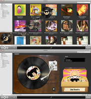 Retro music player by wellandthelighthouse
