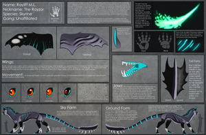 Rayliff Ref V4 by DemonML