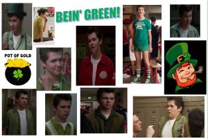 Bein' Green - Rory Flanagan by OoMagsOo