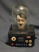 """They Saved Hitler's Brain"" by Blairsculpture"