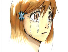 Orihime's Tears by xLegii