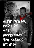 Negan by rcrosby93