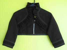 Reconstructed jacket - front by impetere