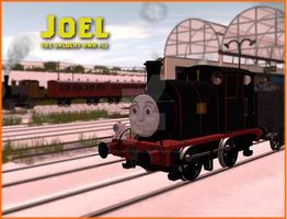Joel/Joey'Thirteen Release by TheDirtyTrain1