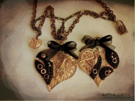 Steampunk Heart new. 1+2 by maria-chan