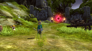 Dragon Nest Trial by Halo-Photographer