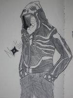 Nolan In Skeleton Hoodie by WithinTheEssence6-6