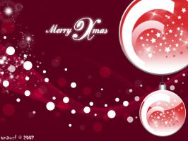 Have a very merry Xmas... by vnaust