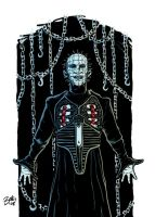 PINHEAD COLOR by mister-bones