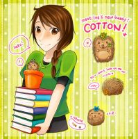 ::CLAC:: Meet COTTON~! by CLassicNightmare