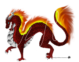 Guardian Dragon Adopt ::closed:: by SpookyBjorn