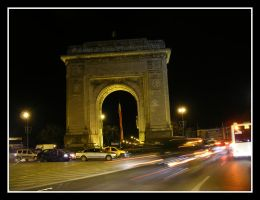 Arch of Triumph.5 by AlexAnaPhotography