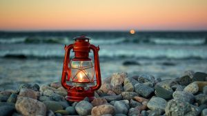 Tiny Lighthouse by EGorobets
