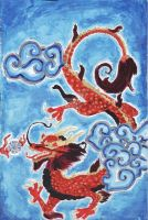 Chinese Dragon by the-pirate-heart