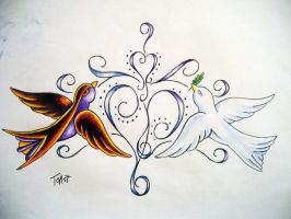 tattoo design2 by Toast79