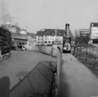 Epsilon - Ilford - bottle of beer by Picture-Bandit